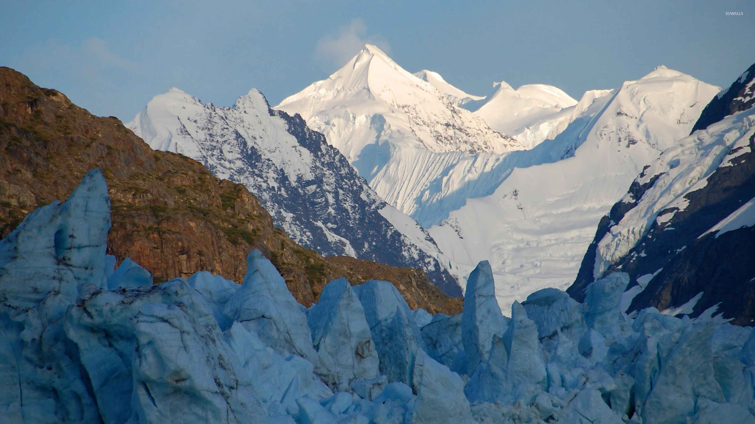 Fall Lake Wallpaper Glacier Bay National Park And Preserve Alaska Wallpaper