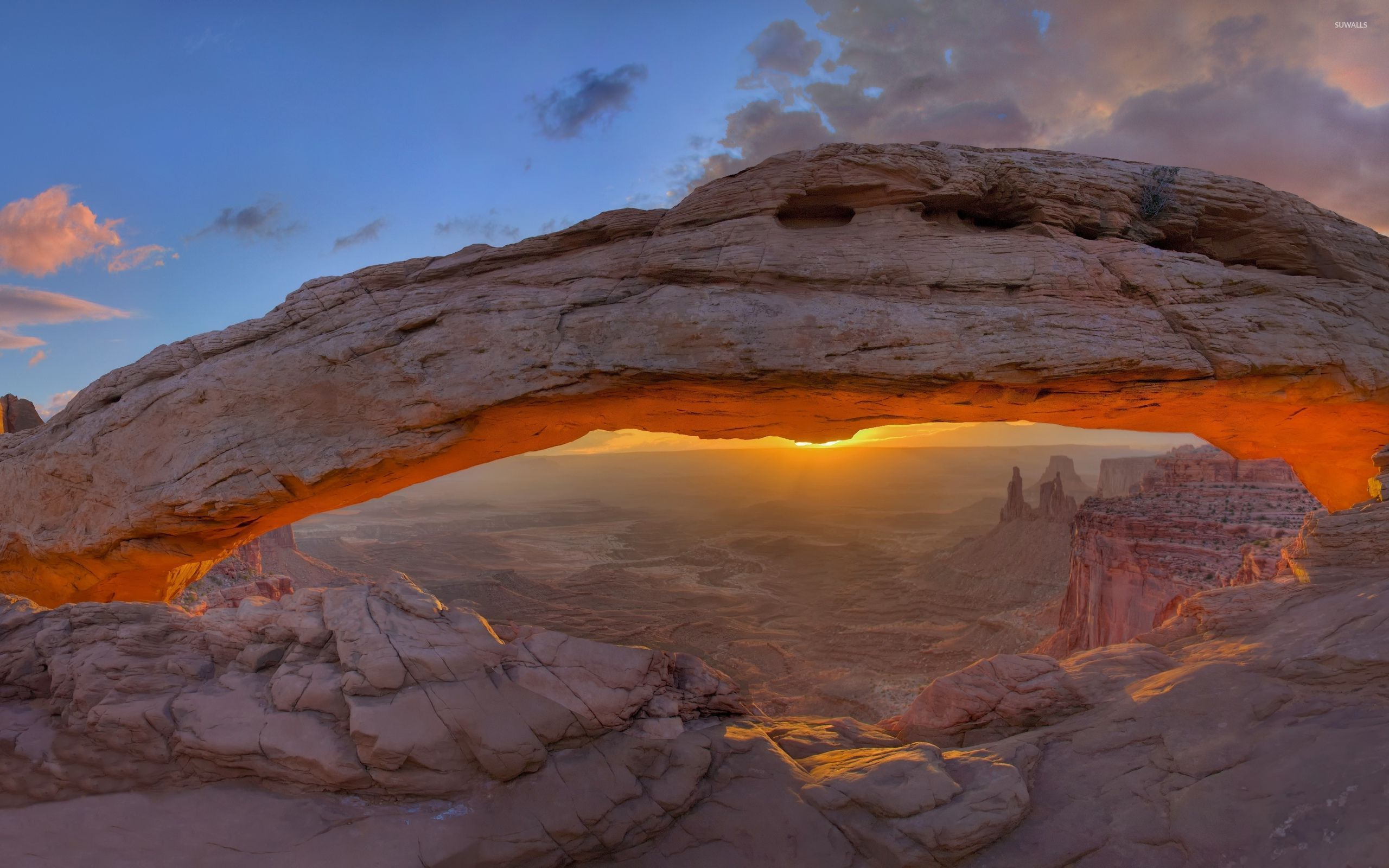 Bing Fall Desktop Wallpaper Mesa Arch Wallpaper Nature Wallpapers 32959