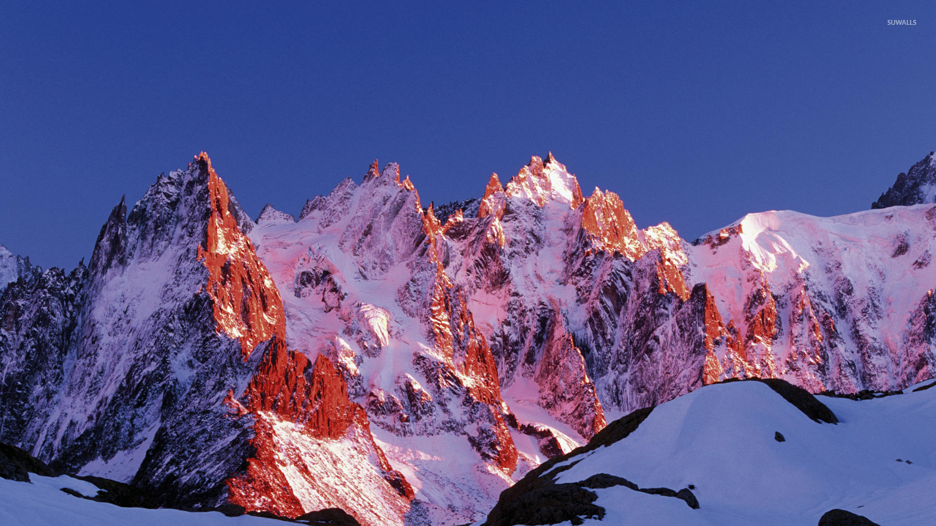 Fall Typography Laptop Wallpaper The Aiguilles Rouges Wallpaper Nature Wallpapers 8882