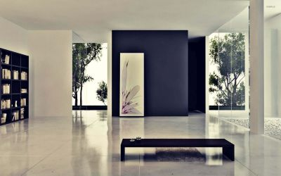 Minimal living room wallpaper - Photography wallpapers - #54548