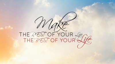 Make the best of your life wallpaper - Quote wallpapers - #52765
