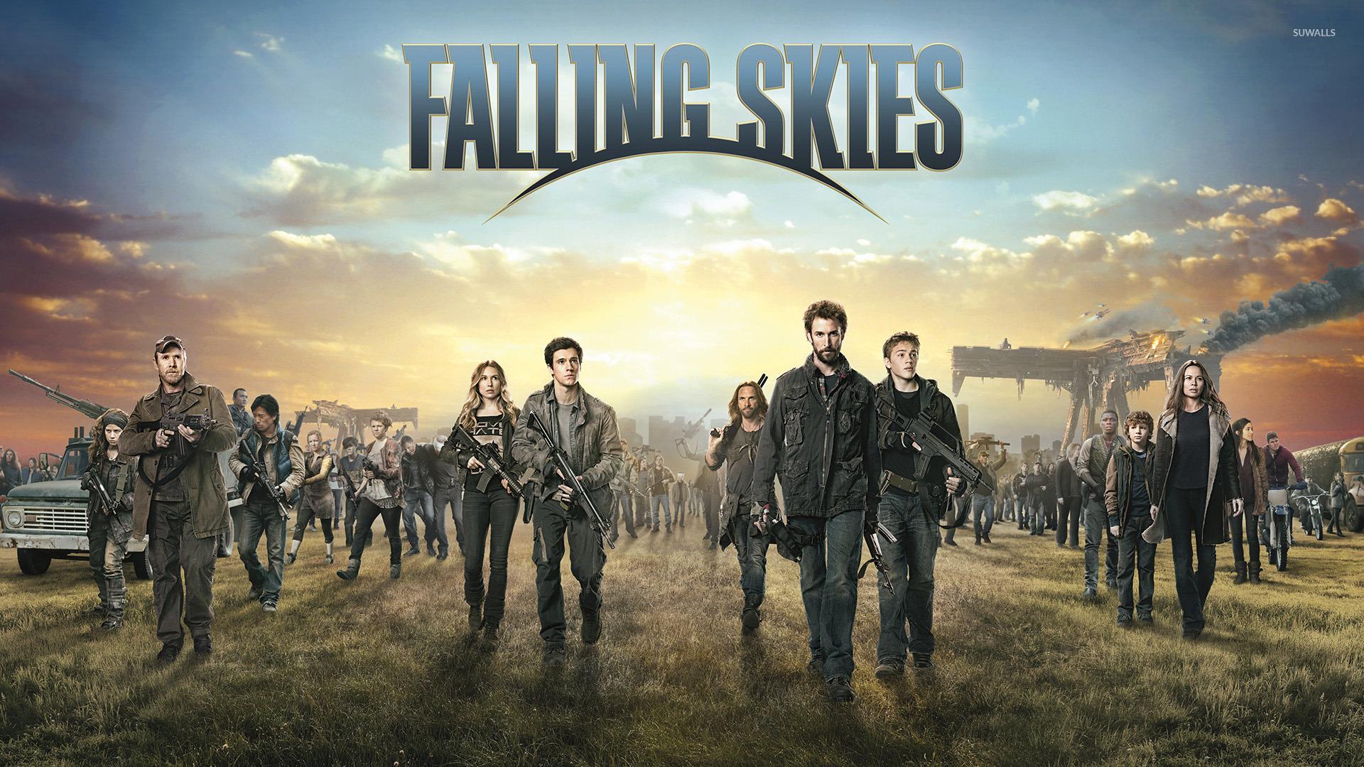 Falling Skies Wallpaper 1920x1080 Falling Skies Wallpaper Tv Show Wallpapers 29425
