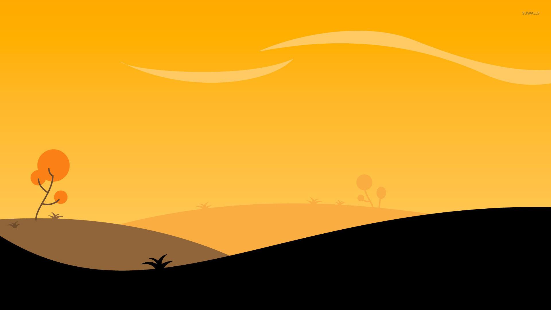 Fall Desktop Mountain Wallpaper Desert 4 Wallpaper Vector Wallpapers 23918