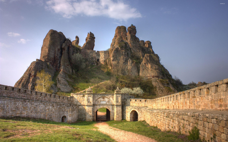 God Quotes Wallpaper Desktop Hd Belogradchik Fortress Bulgaria Wallpaper World