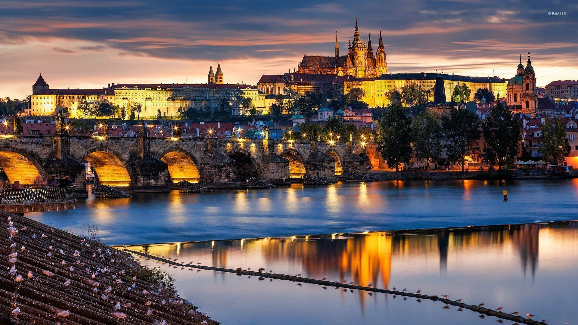 Superb Wallpapers With Quotes Prague 6 Wallpaper World Wallpapers 26868