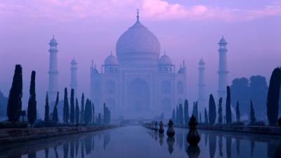 Taj Mahal wallpaper - World wallpapers - #469