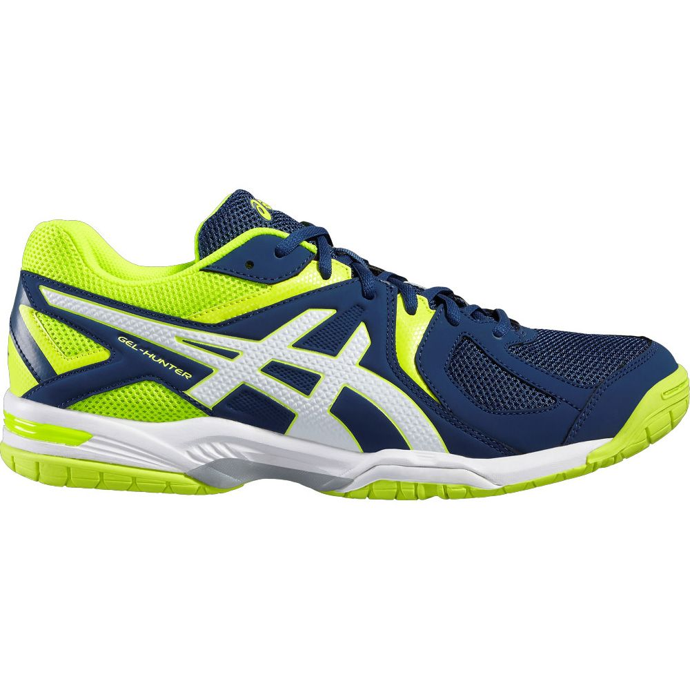 Asic Gel Men Running Shoe Asics Gel-hunter 3 Mens Indoor Court Shoes
