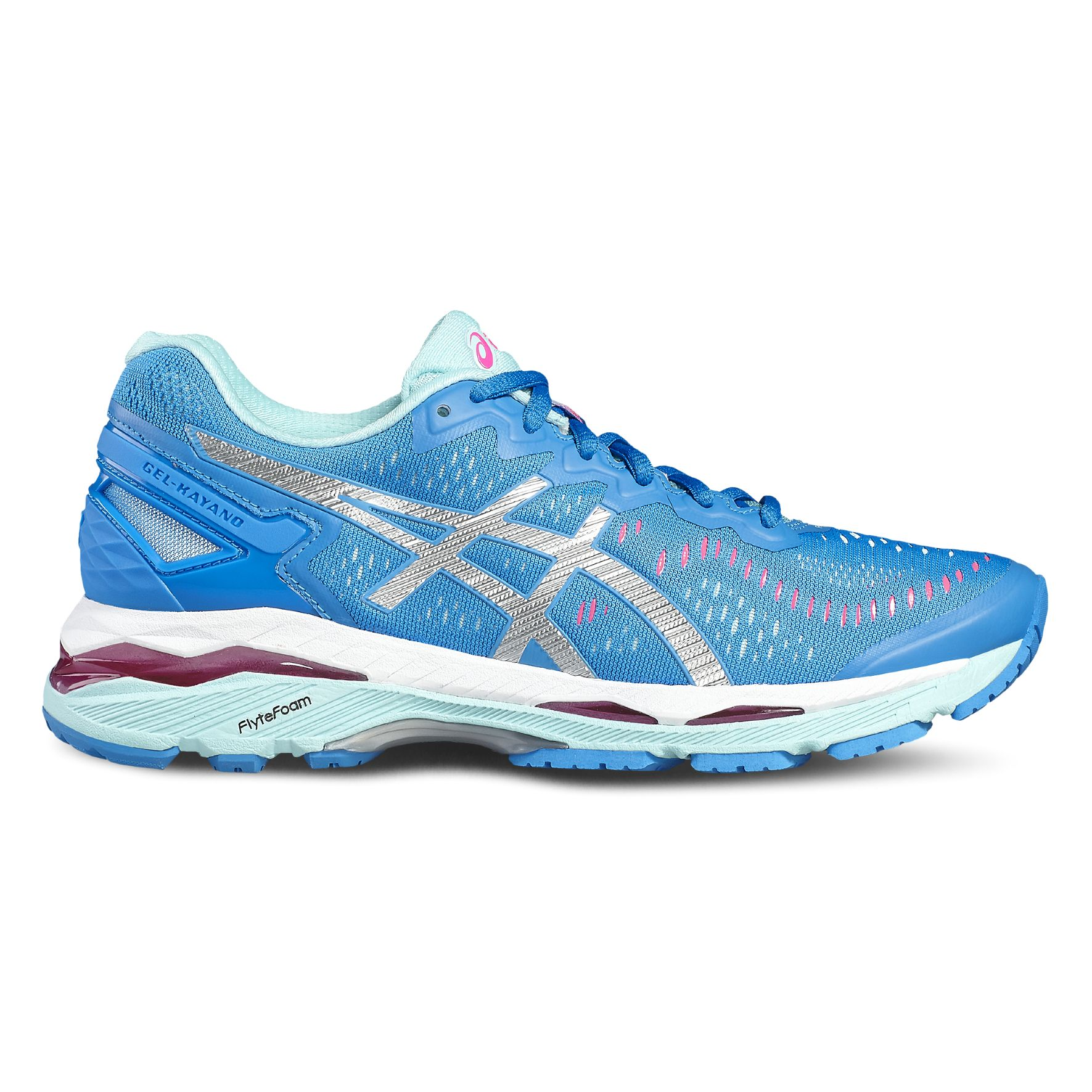 Asics Gel Kayano Asics Gel Kayano 23 Ladies Running Shoes