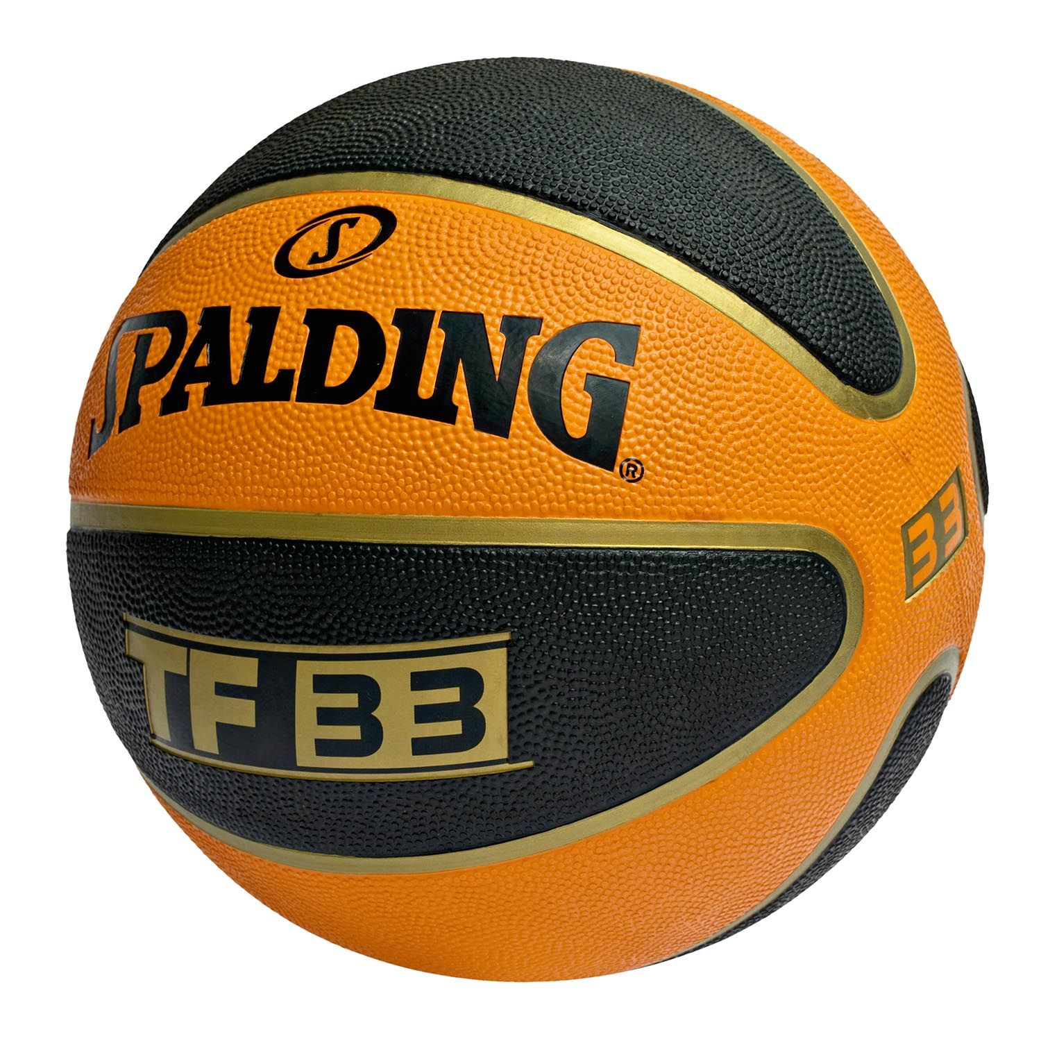 Outdoor 33 Spalding Tf 33 Outdoor Basketball - Size 7 - Sweatband.com