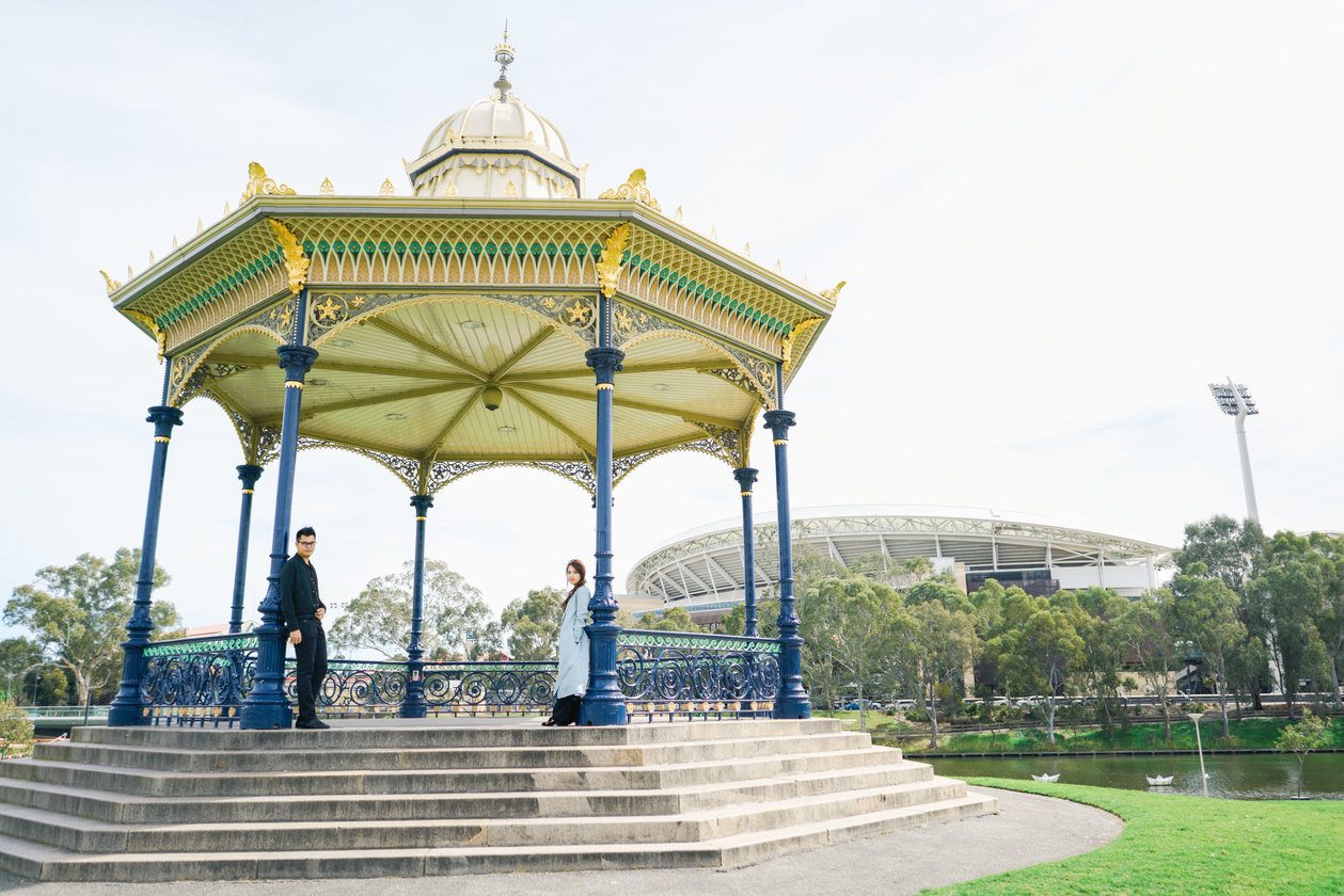 Gazebo Adelaide Sweetescape