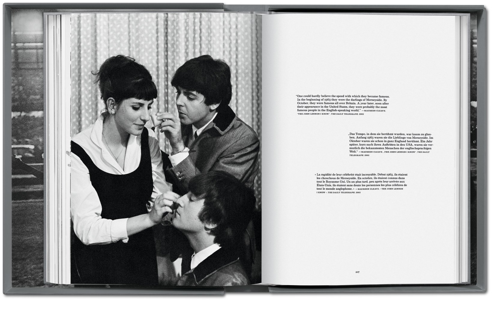 Libros Beatles Harry Benson The Beatles Limited Edition Libros Taschen