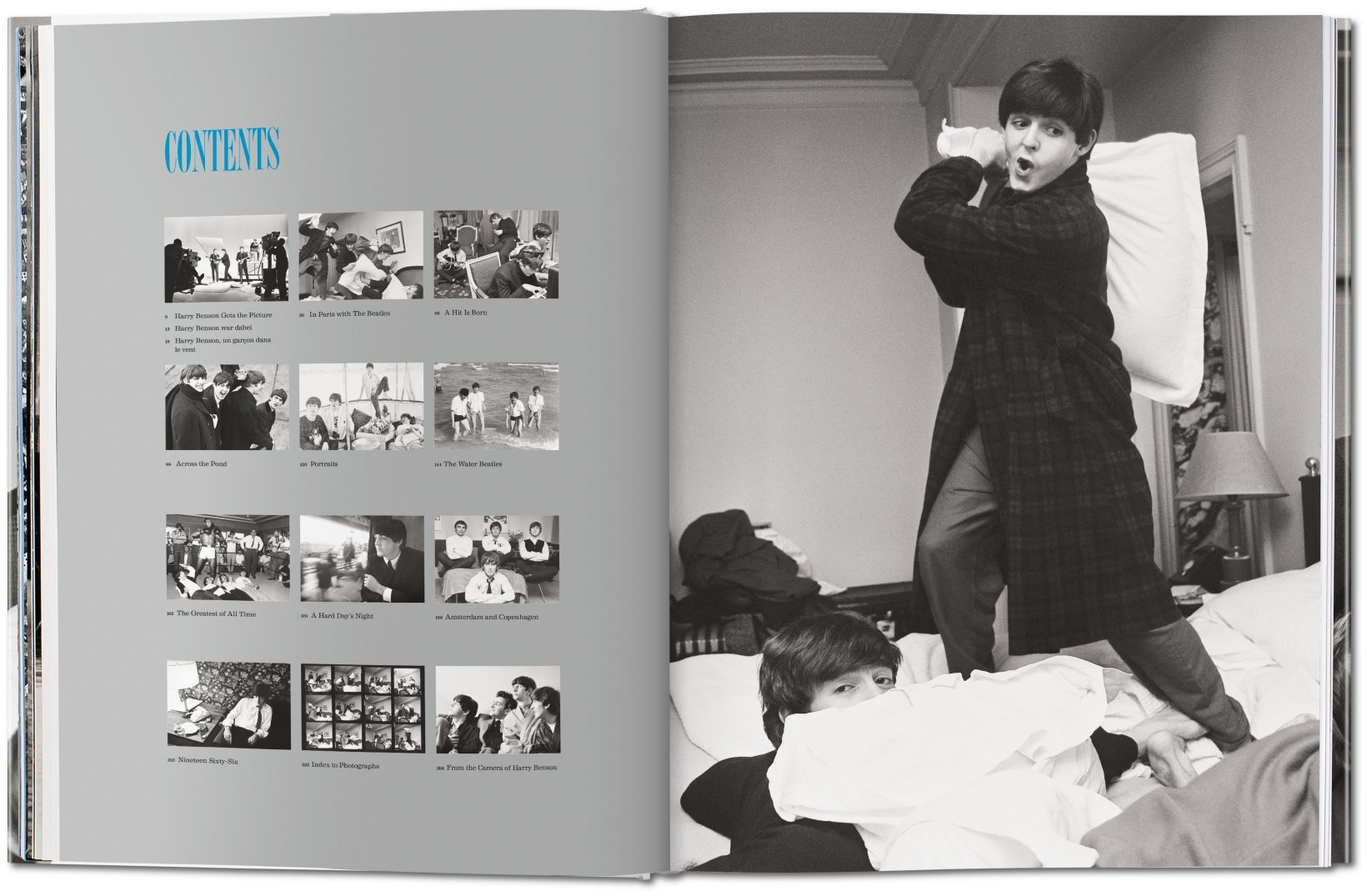 Libros Beatles Harry Benson The Beatles Libros Taschen