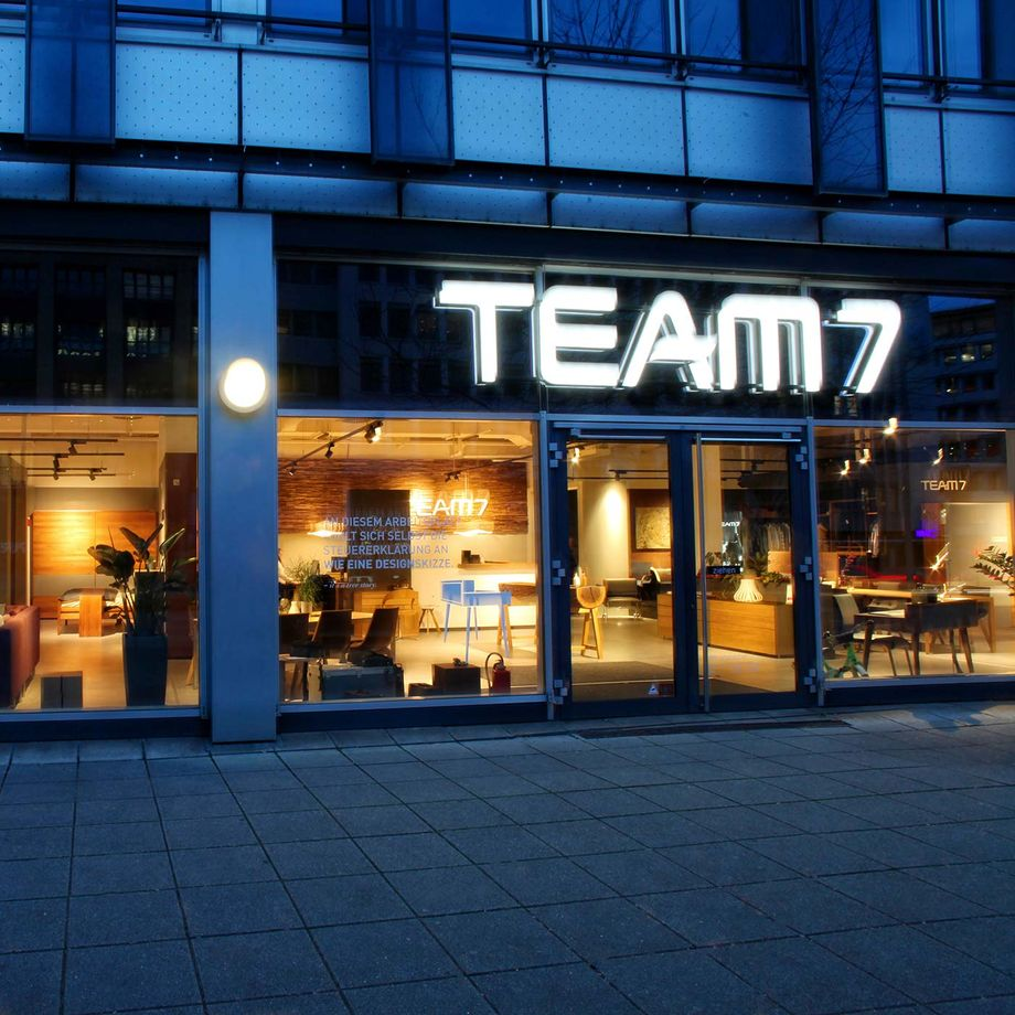 Küche Kaufen Stuttgart Team 7 Flagship Store Stuttgart Furniture For All Living Areas