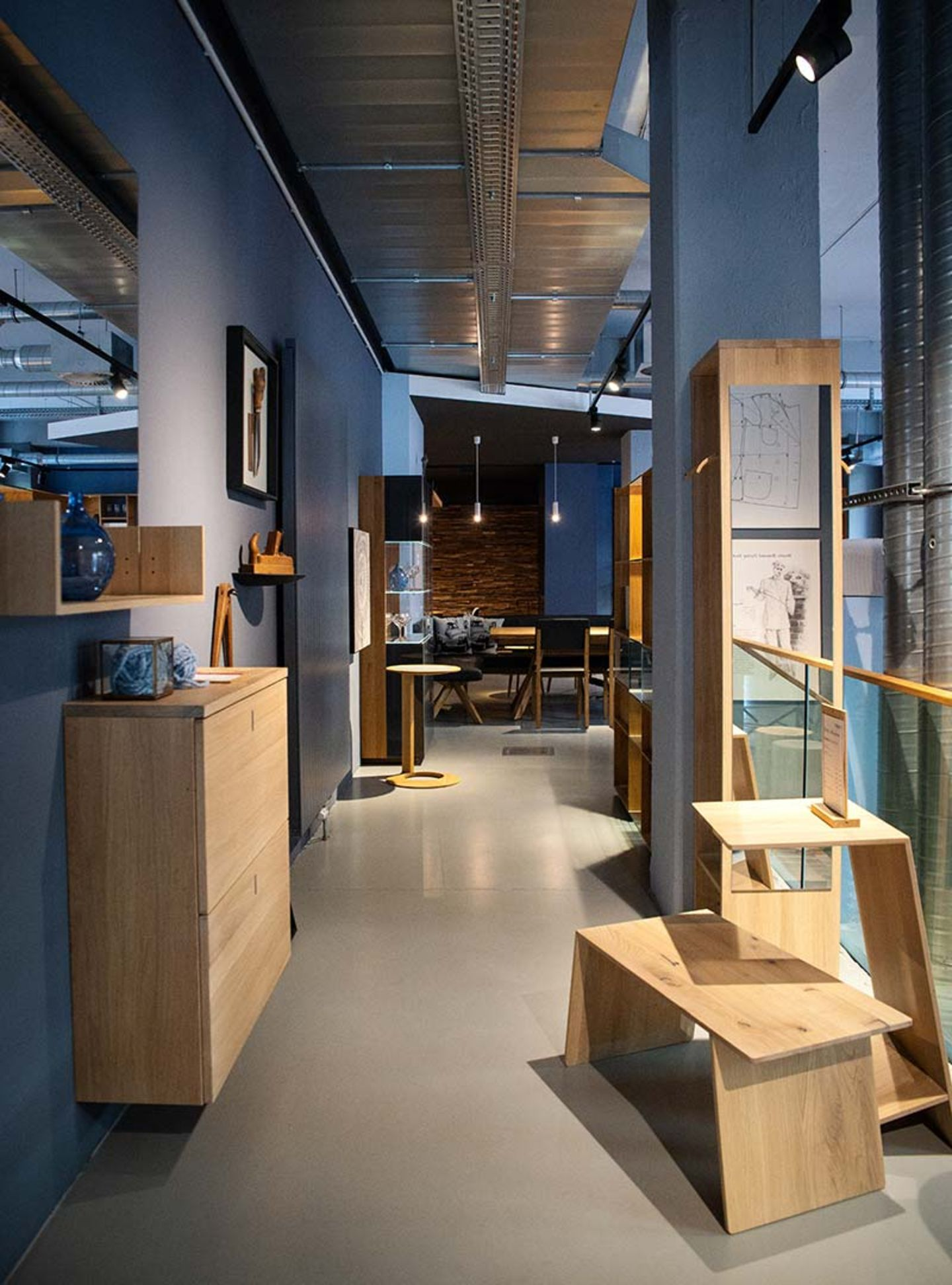 Naturholzmöbel Stuttgart Showroom Exhibition Of Solid Wood Furniture For All Living Areas