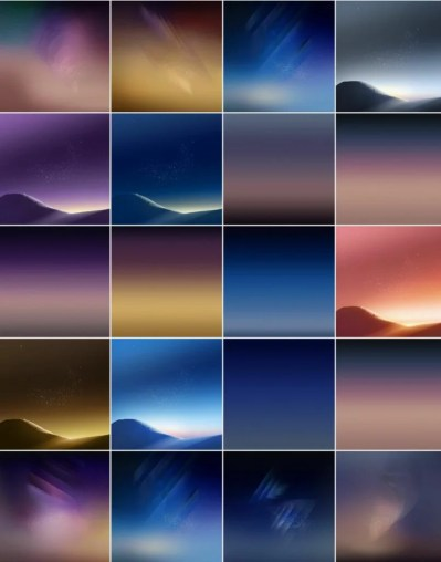 Download Galaxy S8 QHD+ Wallpapers - Stock Official Images