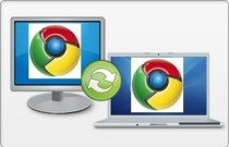 Sync chrome extensions bookmarks themes apps among multiple remote computers