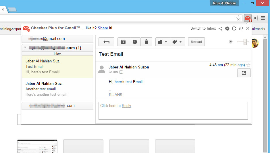 how to separate read and unread emails in gmail