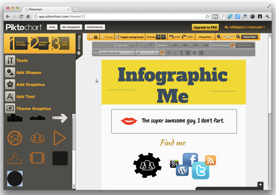 Resume Infographic Generator Free Online Resume Maker Canva Grab Data And Build Your Infographic In Minutes Using