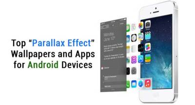 Download the Top iPhone-like Parallax Wallpapers for Android