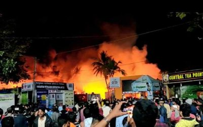 Hyderabad: Major fire breaks out at Numaish