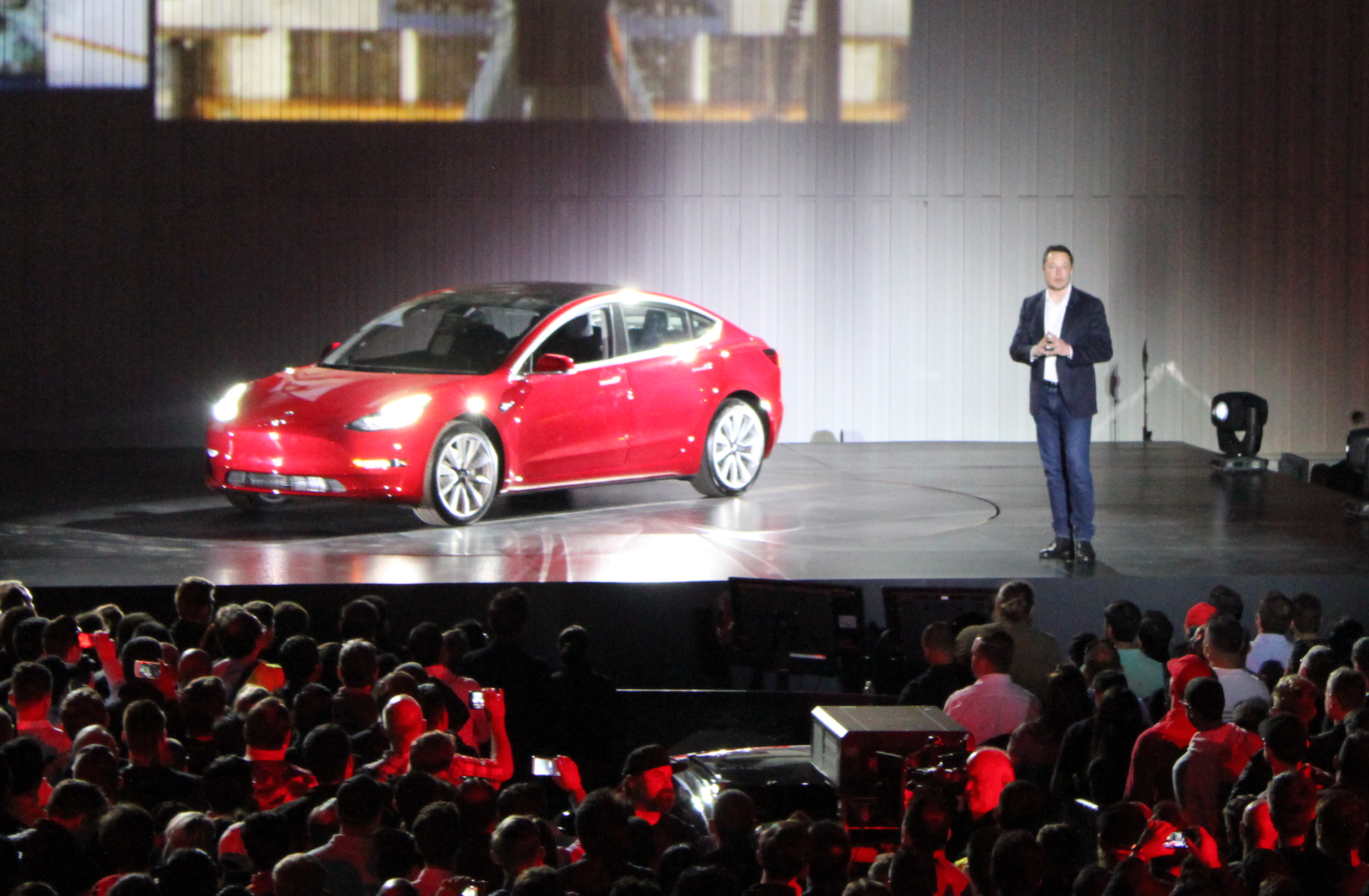 Musk Tesla The Elon Musk Expresses Gratitude For Tesla Supporters Intends