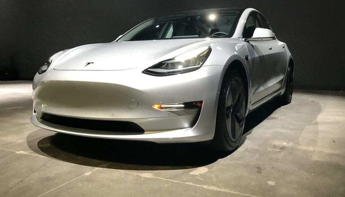 Tesla Model 3 in $35k Standard trim will have an AWD Dual Motor option