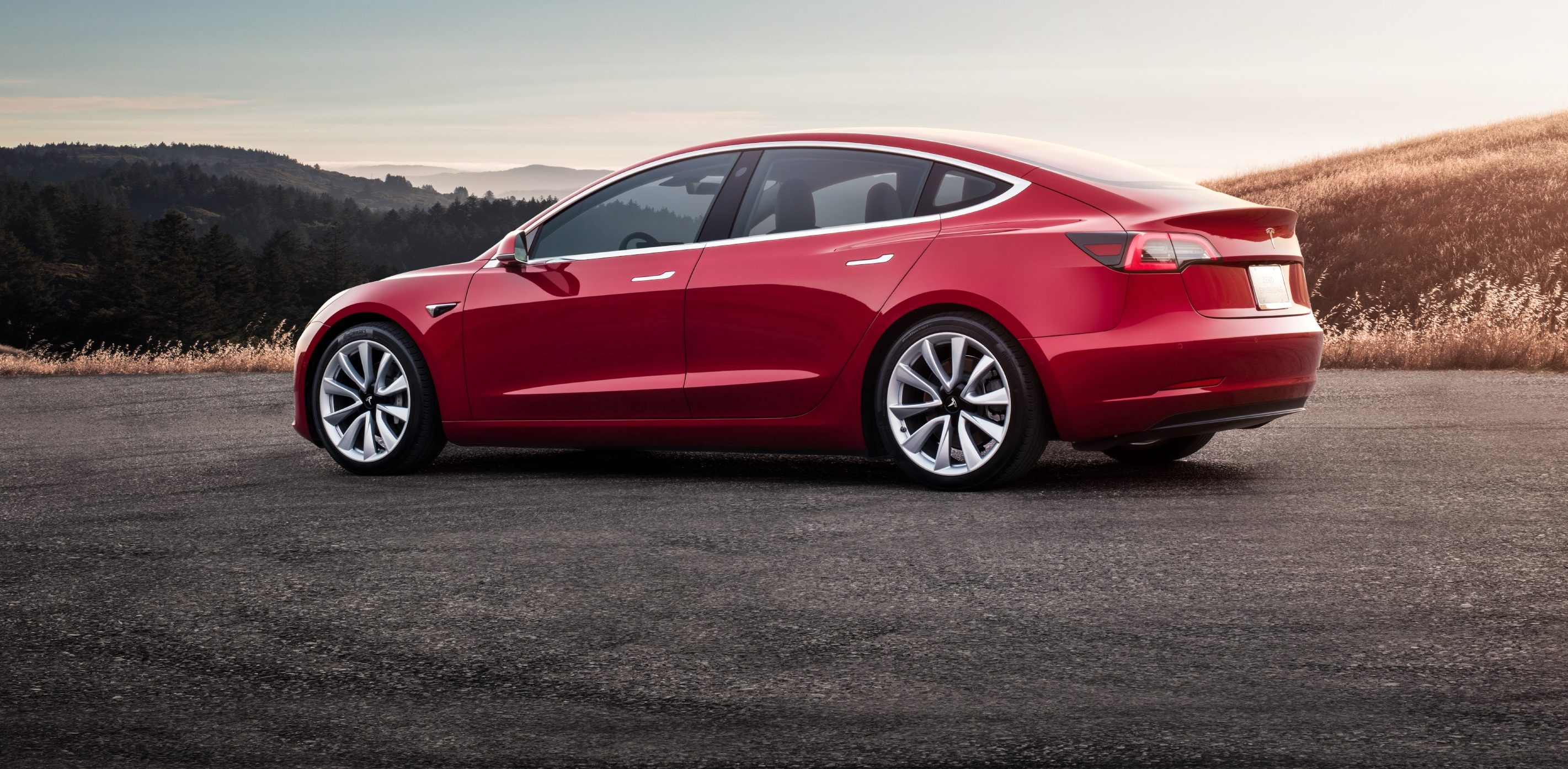 Electric Car Battery Lease Tesla Model 3 Lease Program Opens Door To Future Ride Hailing Network