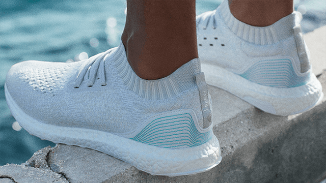 Green Innovation Adidas Announces Shoes Made From Ocean