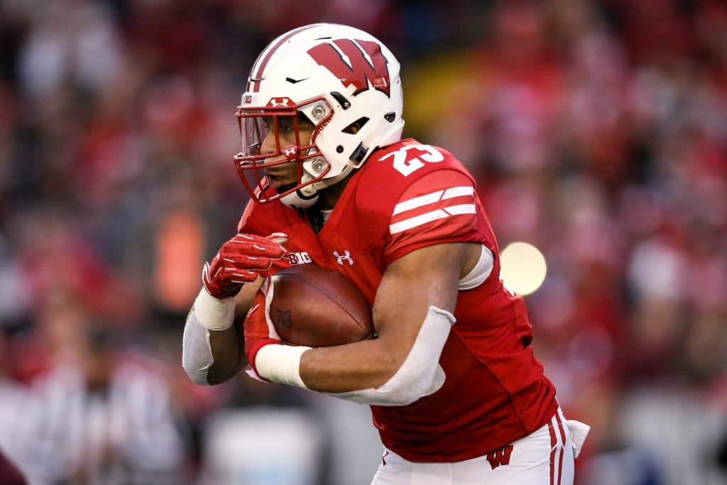 First Look Wisconsin 2019 projected offensive depth chart \u2013 The