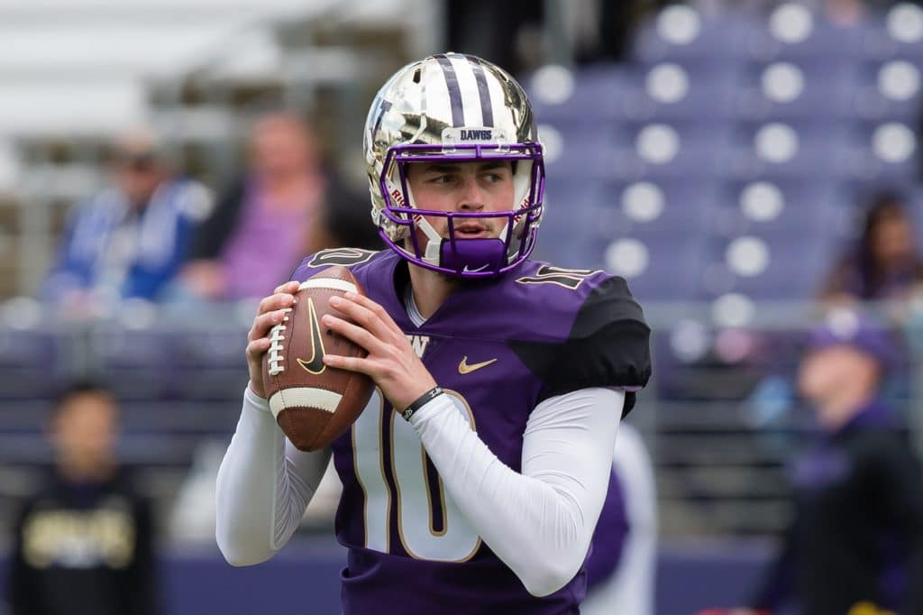 First Look Washington\u0027s 2019 projected offensive depth chart \u2013 The