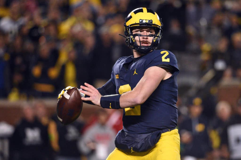 First Look Projecting Michigan\u0027s 2019 offensive depth chart \u2013 The