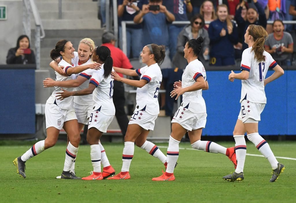 Assessing the USWNT\u0027s depth chart as World Cup roster decisions are