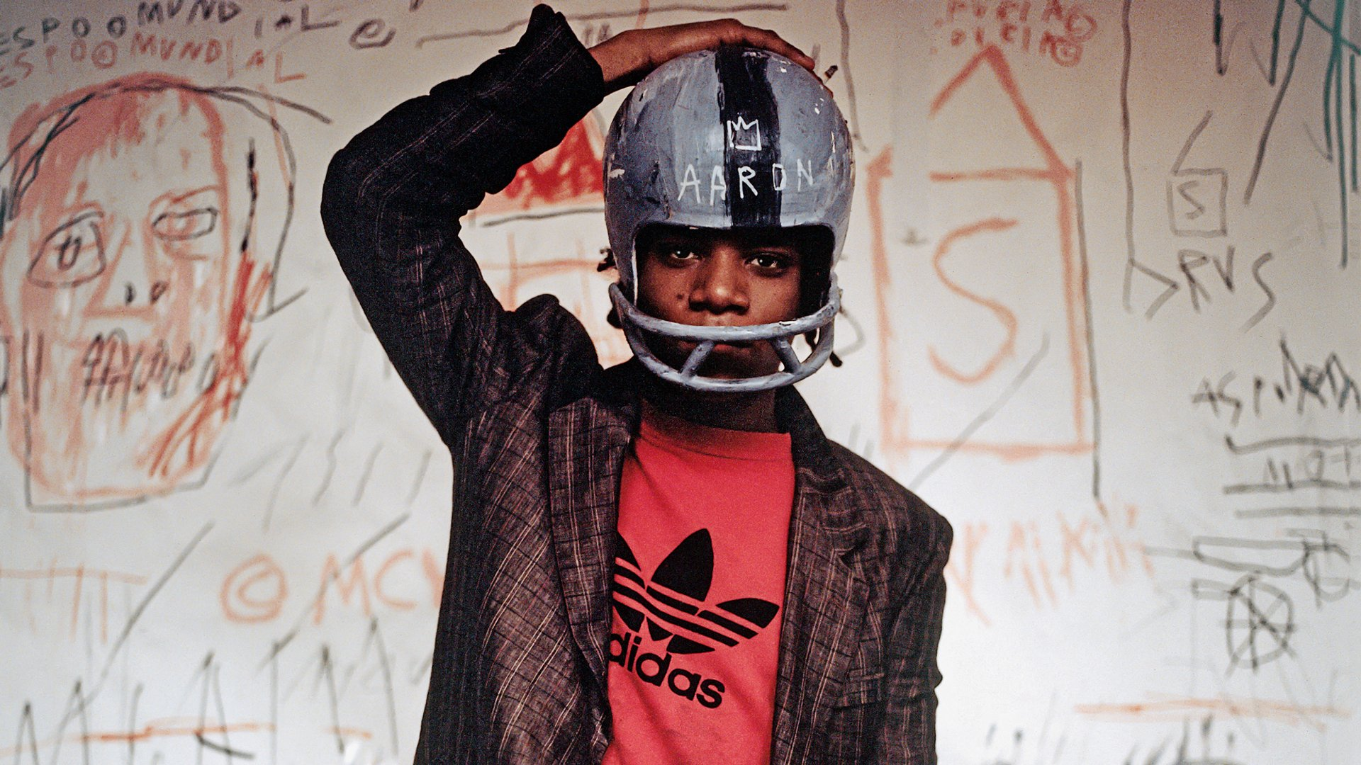 Art Bild Jean Michel Basquiat Is Still An Enigma The Atlantic