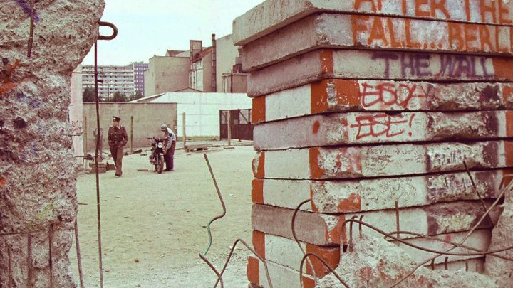 Divided We Fall Wallpaper Stories From The Berlin Wall 25 Years Later The Atlantic