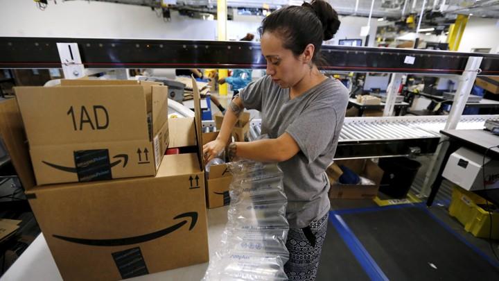 Amazon Bubblewrap Is Making Lots Of Money The Atlantic
