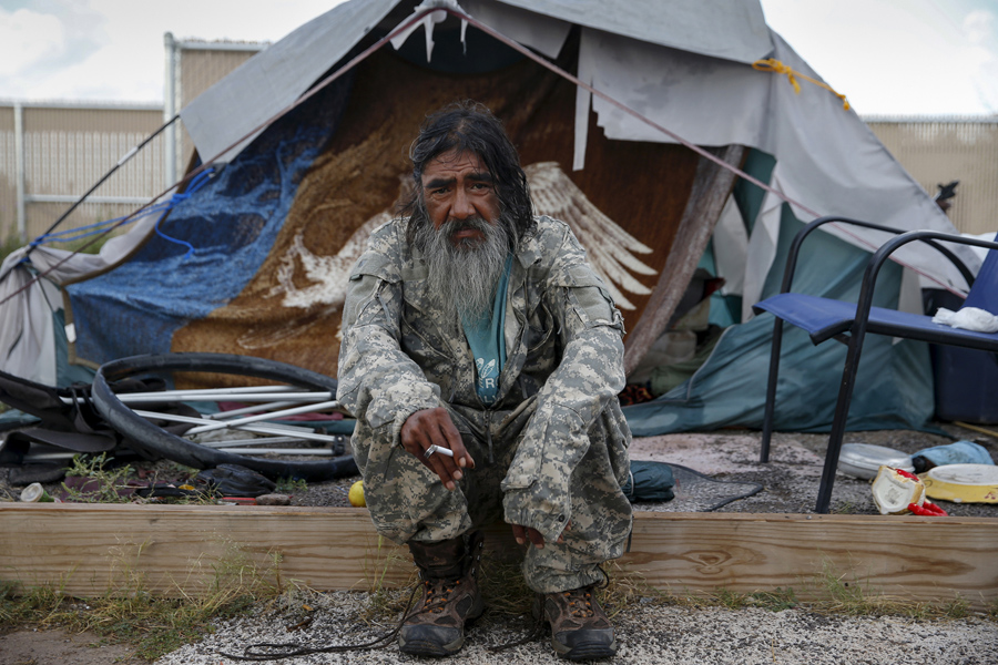 Americas Tent Cities For The Homeless The Atlantic