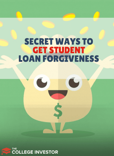 The 5 Secret Ways to Get Student Loan Forgiveness