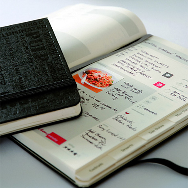 Moleskine Passion Journals - recipe journals