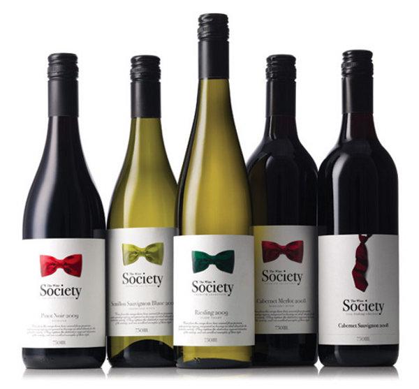 The Design of Wine 30 Brilliant Wine Packaging Designs - wine label