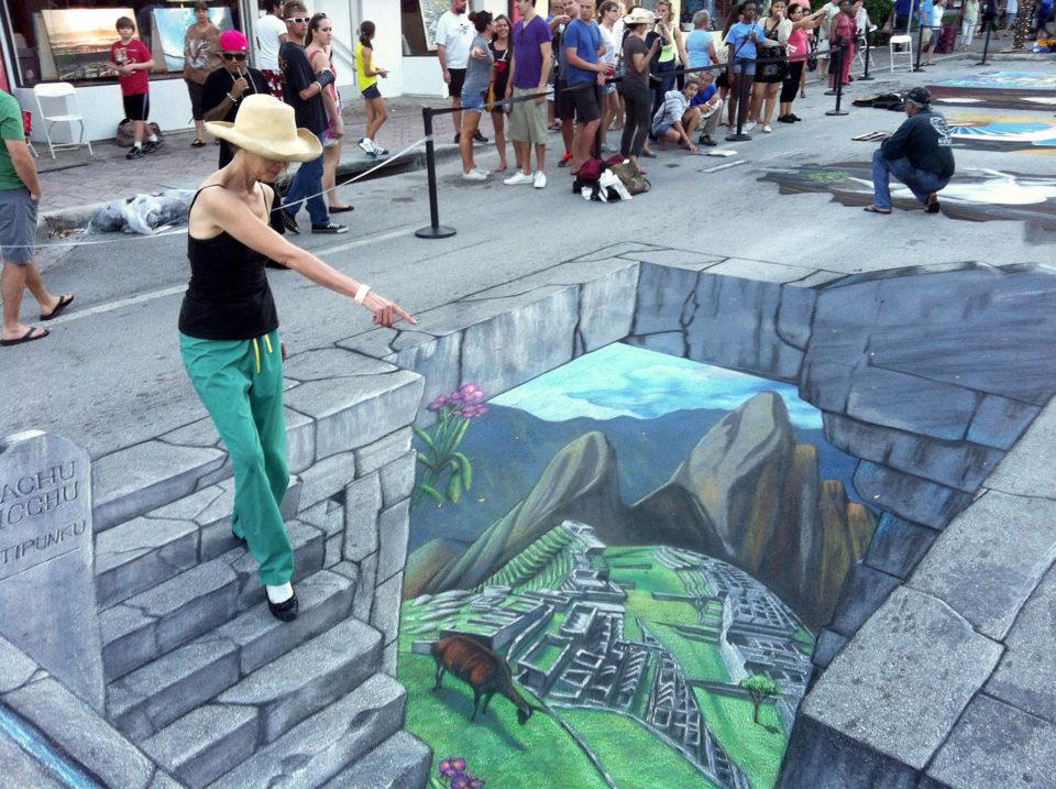 Kirloskar Electric Careers Post Resume Breathtaking 3d Sidewalk Art To Be Enjoyed By All