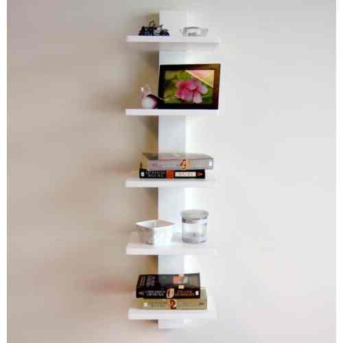 Medium Crop Of On Wall Bookshelf