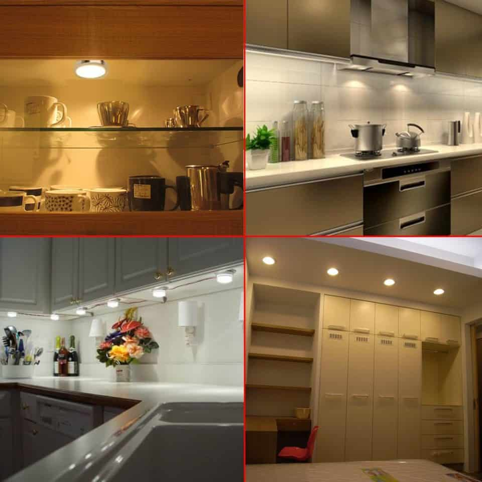 Under Cabinet Lighting In Kitchen How To Choose Under Cabinet Lights For Any Kitchen