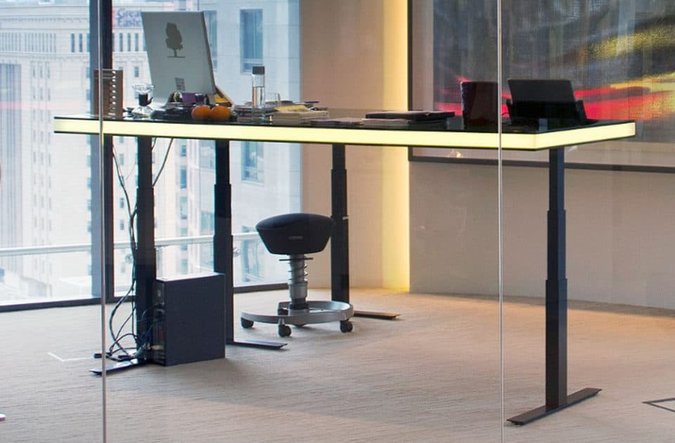 Get Up, Live Longer The 8 Best Standing Desks - led schreibtisch tableair bilder app