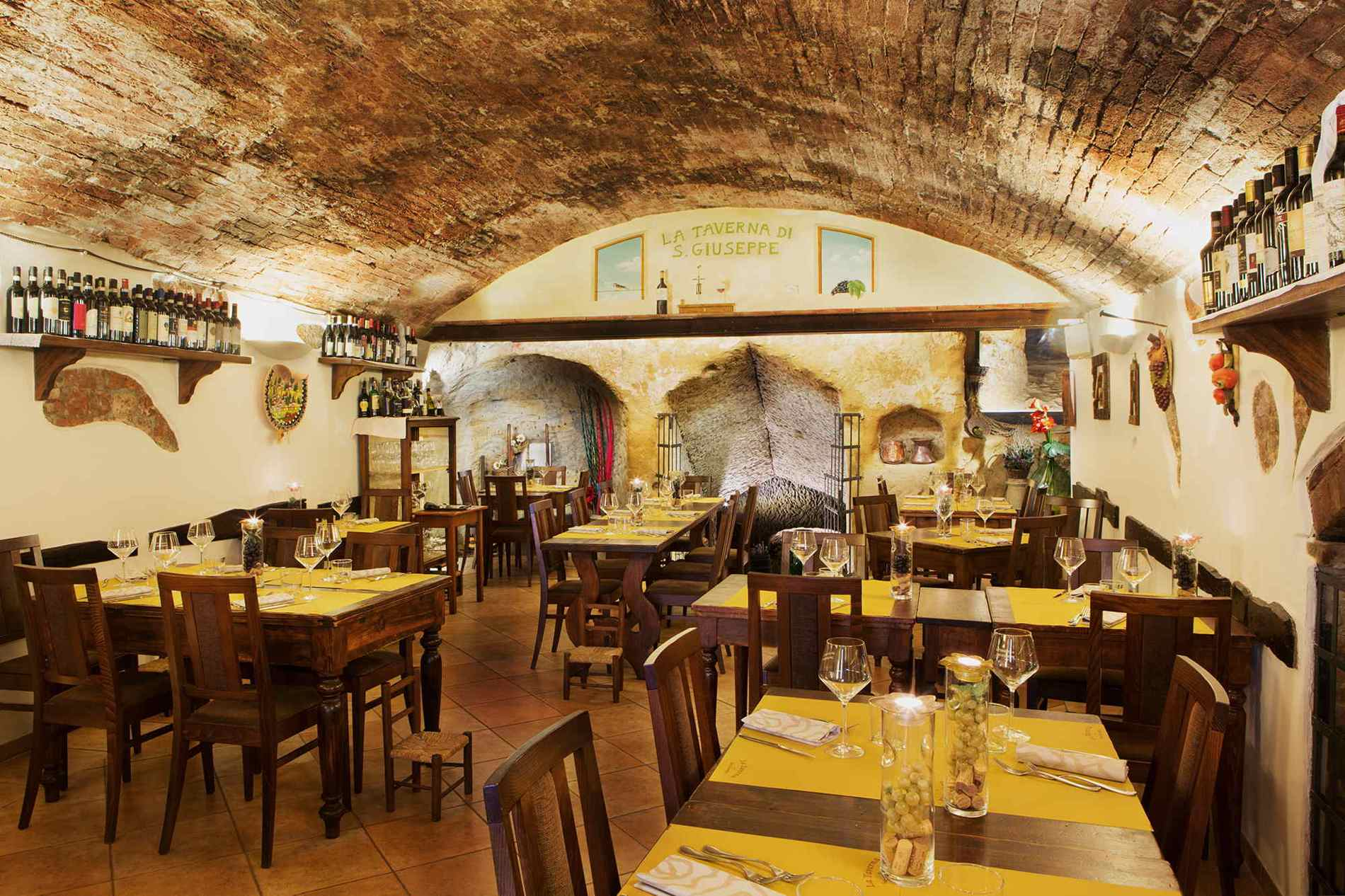 Trattoria Dell'arte Nyc Menu 10 Of The Greatest Restaurants In Siena Italy
