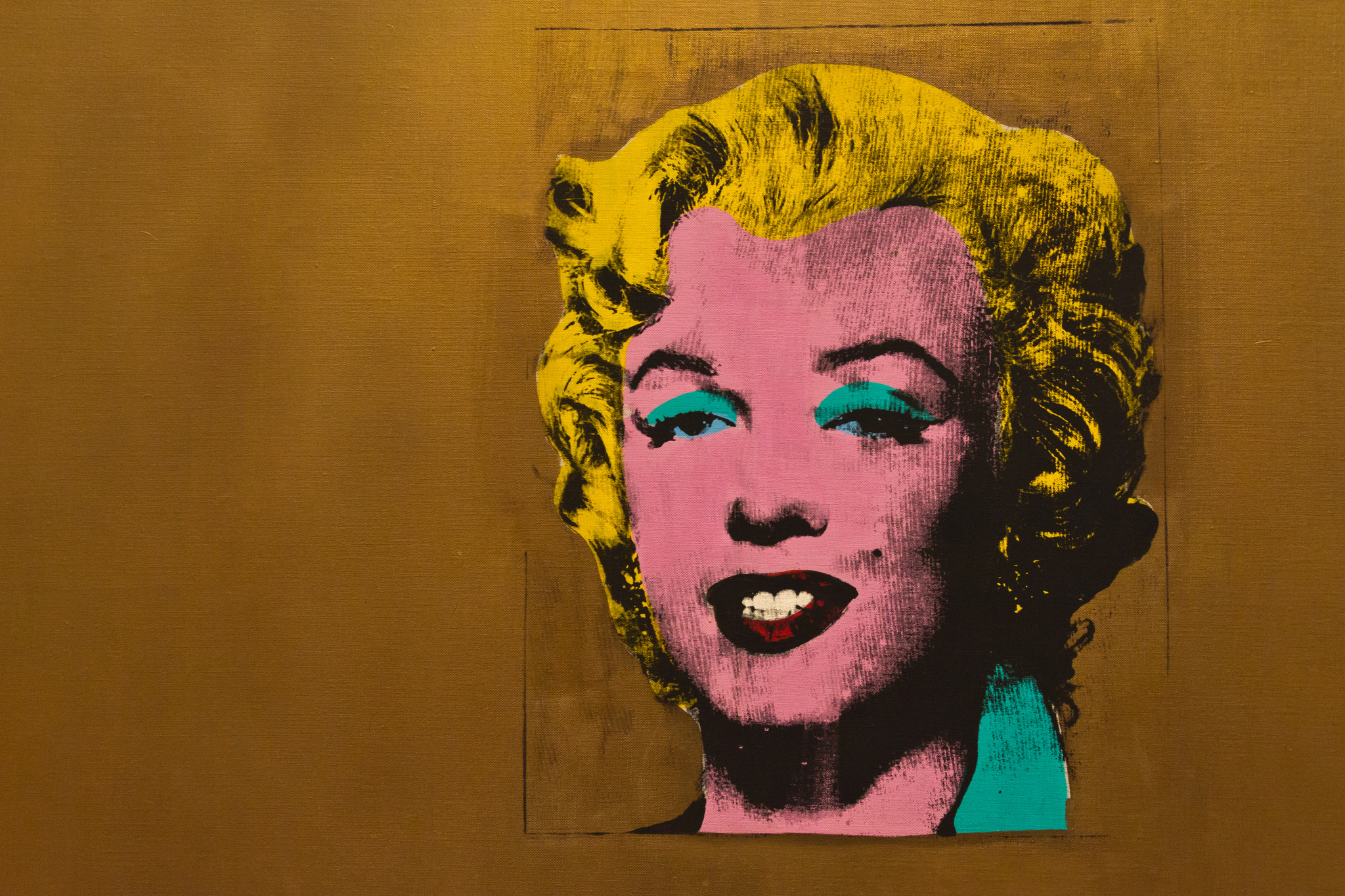 Marilyn Pop Art Andy Warhol Andy Warhol And His Artistic Influence