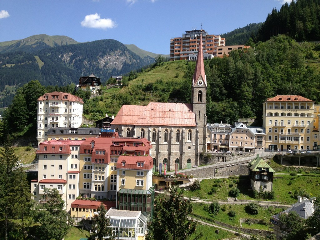 The 10 Most Beautiful Towns In Austria - Bad Gastein
