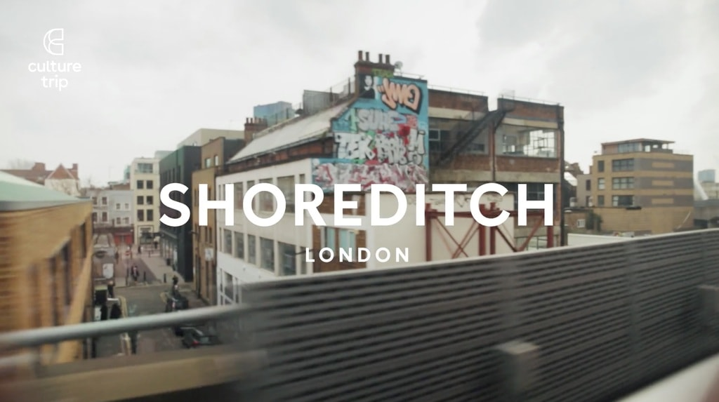 Top 10 Things To Do In Shoreditch London