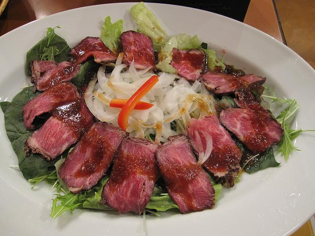 Wagyu beef I © CLF/Flickr