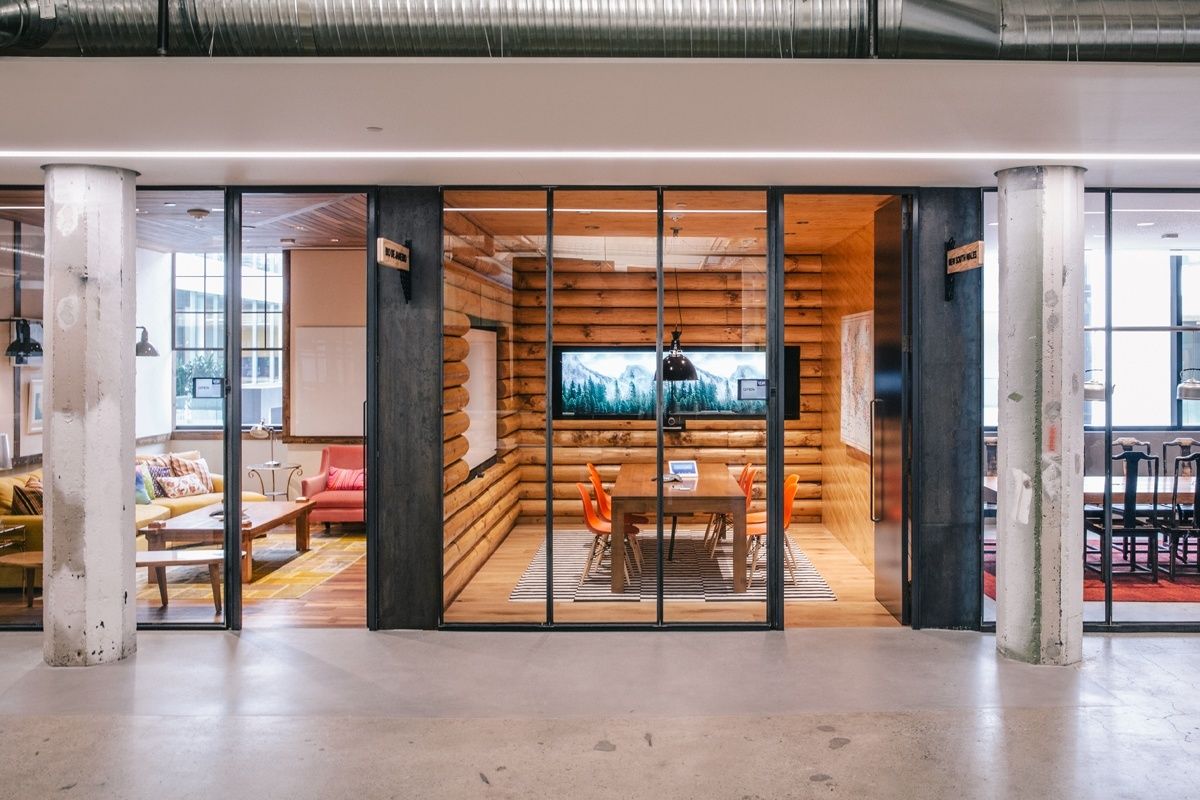 Creative Office Reception Design Coolest Office Spaces In San Francisco