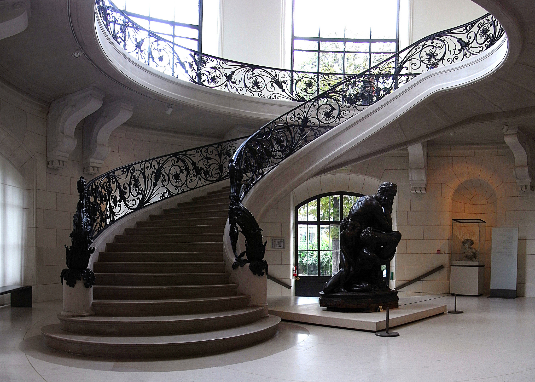 Salon De La Photo Grand Palais The Beautiful Staircases Of Paris